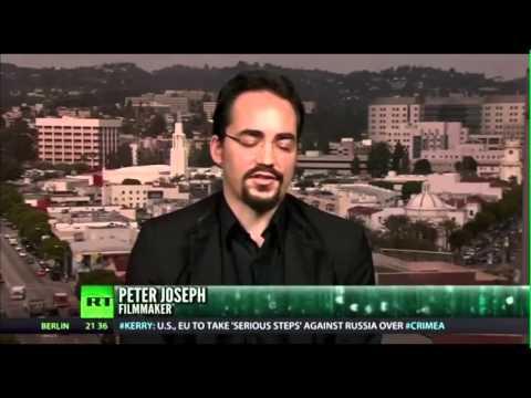 """The Zeitgeist Movement / Peter Joseph PART 2, """"Boom & Bust"""" March 14th 2014"""