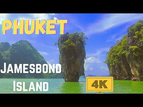 Download थाईलैंड का रोमांचक द्वीप - जेम्ज़बॉंड - भारतीयों का बेहद मनपसंद 🇮🇳 Mp4 HD Video and MP3