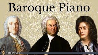 Baroque Piano: Bach, Scarlatti, Pachelbel, Purcell (Vadim Chaimovich)
