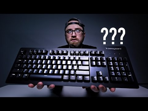 The Best Keyboard... Now Even Better?