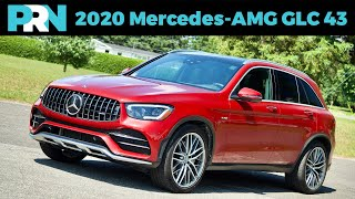 2020 Mercedes-AMG GLC 43 4matic Full Tour & Review