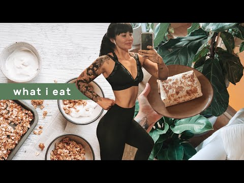What I Eat    Easy + Healthy Meals for Fat Loss