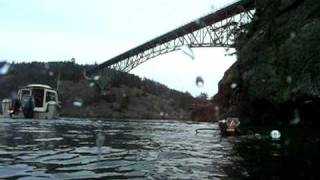 Diving Deception Pass -- Another Day, Another Adventure.