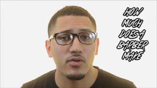 How Much Money Does A Barber Make? - A Barbers Salary