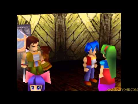 legend of legaia playstation 2