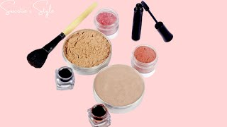 8 Natural Homemade MAKEUP PRODUCTS | Easy MAKEUP Recipe Ideas For DIY Cosmetics (Makeup Hacks)