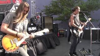Bush - Comedown (live at Kevin & Bean's Bush Bash)