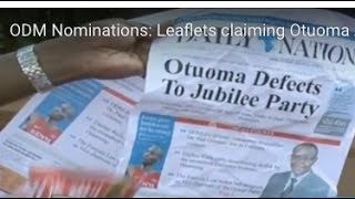 In Busia, fake news jumps to print - VIDEO