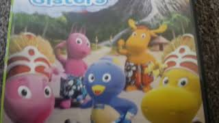 The Backyardigans Dvd Collection