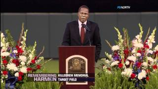Rod Carews Speech ~ Harmon Killebrew Memorial (May 26, 2011)