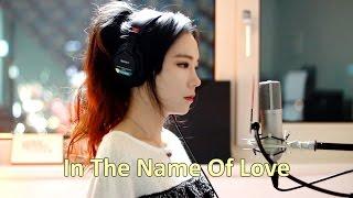 Martin Garrix - In The Name Of Love (cover Oleh J.Fla)