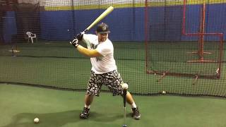You Need Core Stability, Hip Mobility, & Power at the Plate- This Drill Will Help!