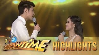It's Showtime: Donny & Kisses spread love vibes on It's Showtime studio!