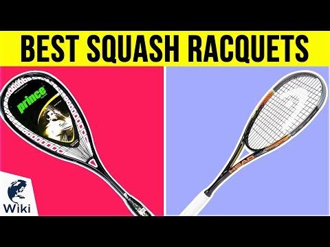 10 Best Squash Racquets 2019
