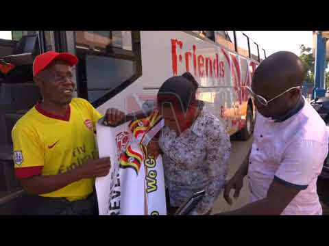 2020 CHAN QUALIFIER: Uganda to play away to Burundi's swallows on Saturday