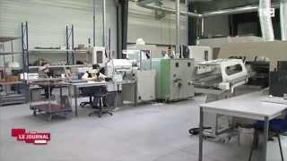 preview picture of video 'Ouverture de la nouvelle usine YOKIS à Cholet'