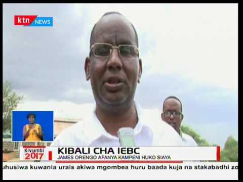 IEBC yaendeleza shughuli ya kuhidhinisha wawaniaji katika nafasi mbali mbali
