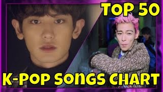 [TOP 50] K-POP SONGS CHART • DECEMBER 2016 (WEEK 4)