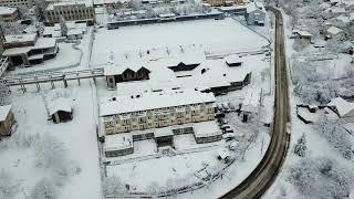 Отель Богдан Моршин зима 2018 ВИДЕО