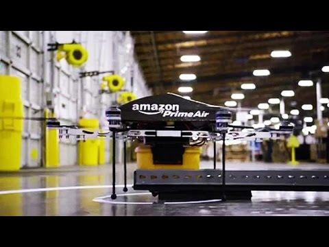 Η Amazon γράφει ιστορία: Πρώτη παράδοση με drone – economy