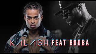 Kalash FT Booba - Parole - lyrics Rouge et bleu