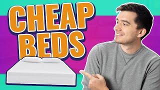 Best Cheap Mattress For Budget Shoppers (TOP 6 BEDS)