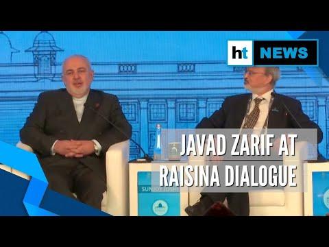 'Ignorant & arrogant': Iran's Foreign Minister slams US at Raisina Dialogue