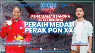 Pengalaman Langka Mella Atlet Renang DKI Jakarta, saat Bertanding PON XX hingga Raih Medali Perak