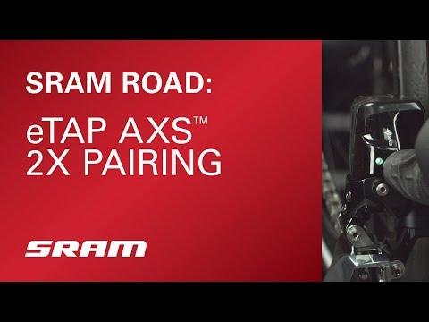 SRAM eTap® AXS™ 2x Pairing
