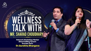 Wellness Talk | Modicare Health Product Guide | Mr. Sharad Choudhary | Dr. Surekha Bhargava  IMAGES, GIF, ANIMATED GIF, WALLPAPER, STICKER FOR WHATSAPP & FACEBOOK