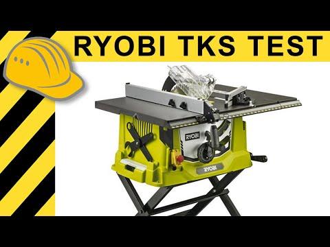 RYOBI TISCHKREISSÄGE - GEHEIMTIPP ODER FINGER WEG? TEST & ERSTER EINDRUCK | Ryobi RTS1800ES