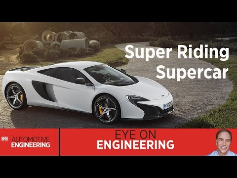 SAE Eye on Engineering: Super Riding Supercar