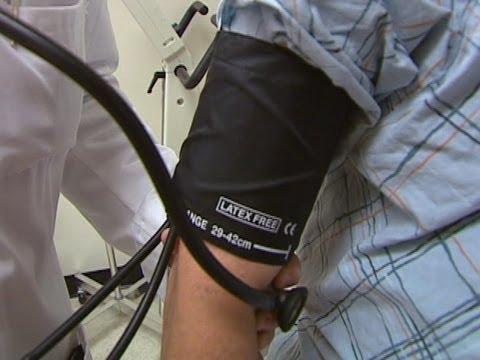 Bloqueadores beta terapia en la hipertensión se muestra