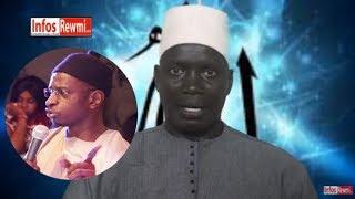 Oustaz Alioune Sall corrige le conférencier Serigne Saliou Samb