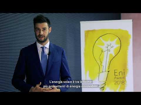 Eni Award 2018 | Michele De Bastiani