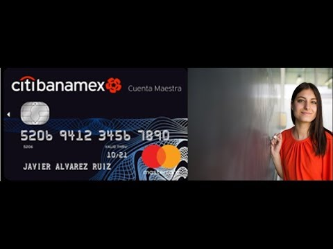 , title : 'Ventajas Y Desventajas De la Cuenta Maestra debito Citibanamex'