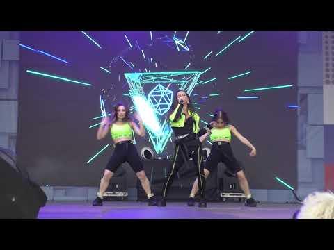 Нюша - Ночь (Парк Победы Europa plus tv Hit non stop show 08 06 2019)