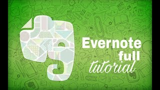 How to use Evernote full tutorial [in hindi] android