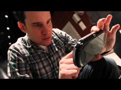 Table Soccer Demo Showcases the Vita's AR Capabilities