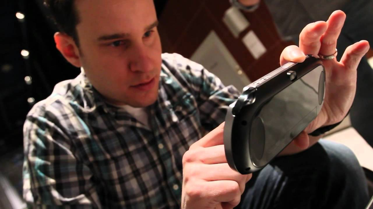 CES 2012: PS Vita's Augmented Reality Transforms Your Table Into an Arena