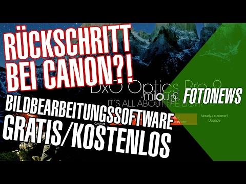 Rückschritt bei Canon?! // Bildbearbeitungssoftware kostenlos | Milou PD FOTONEWS