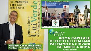 Madre Terra – 09/2021 – Roma Capitale di tutti gli Italiani