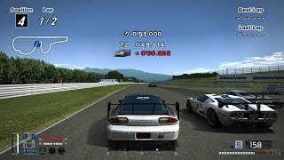 Gran Turismo 4 - Chevrolet Camaro LM Race Car