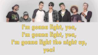 Down With Webster - Light the Night (lyrics)
