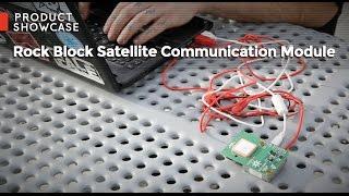 SparkFun Rock Block Satellite Communication Module