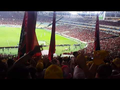 Vou Festejar ... Você pagou com traição - Torcida do Flamengo no Maracanã