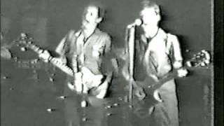 Devo - Social Fools - live - 1977