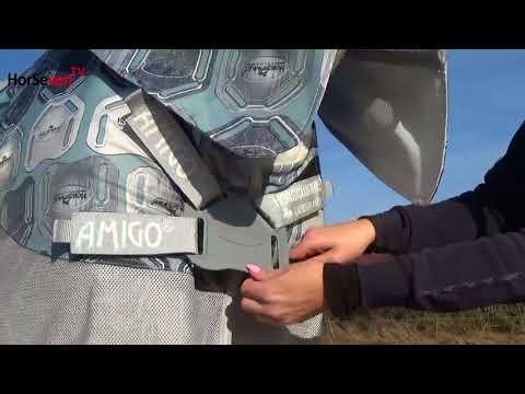 Horseware DISC-Frontverschluss an Amigo & Rambo Pferdedecken