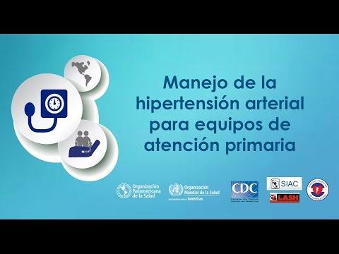 Recomendación del Ministerio de Salud de la Hipertensión