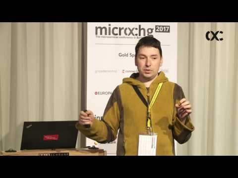 microXchg 2017 - Jörg Pfründer: Three important data points for every request and every message